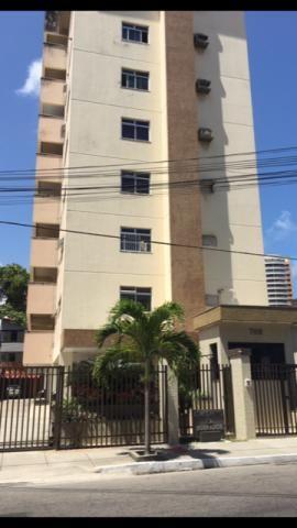 Apartamento no Meireles, três quartos, perto do Centro Gastronômico de Fortaleza