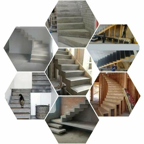 Faço escadas para casas