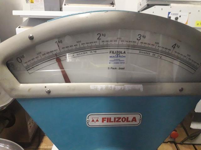 Balança Ponteiro 15kg (Usada)