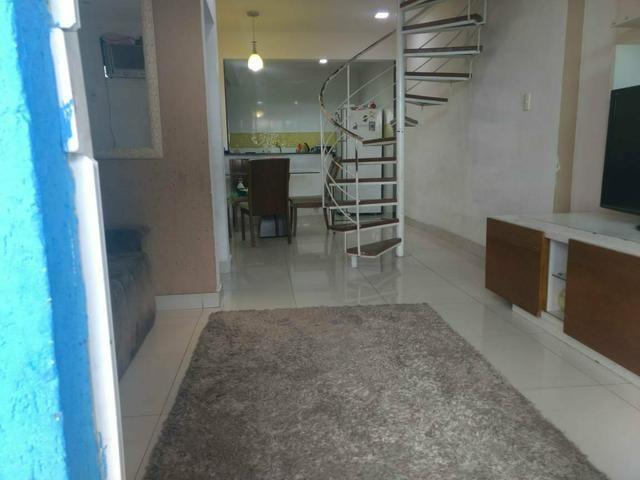 Casa duplex com piscina + apto com 2 quartos - Foto 11