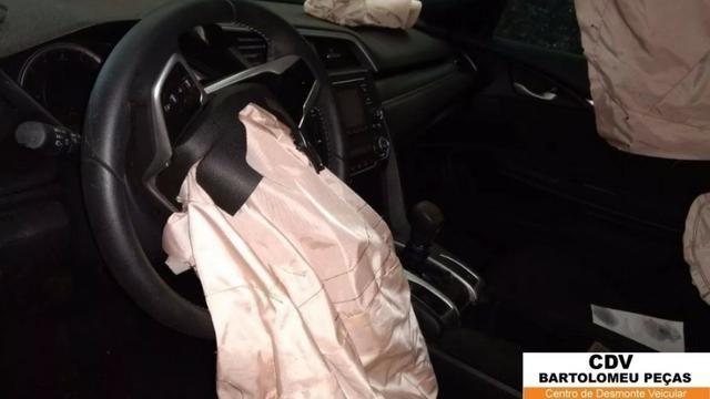 Peças Sucata Honda Civic Sport 2016/2017 - Foto 5