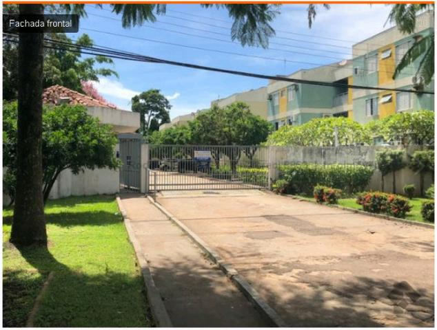 Apto 3 Qts no Condomínio Village das Flores (Coopharadio Região do Rita Vieira)