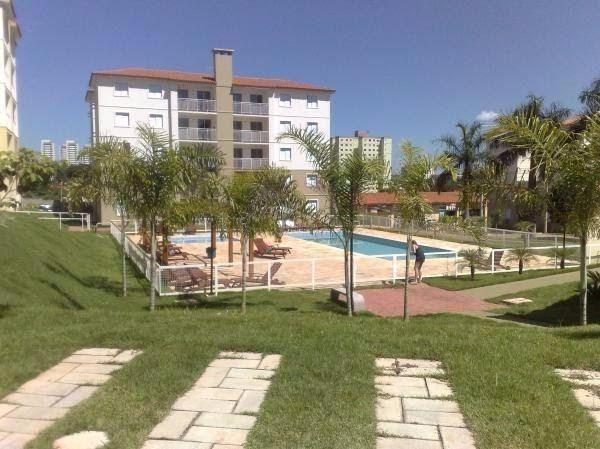 Apartamento em Recanto Praças 1, 3 quartos, Negrão de Lima