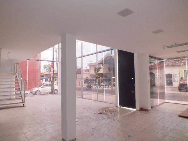Aluga Prédio Comercial, Centro, excelente corredor de atividade. Próx. Laboratório Unimed, - Foto 3