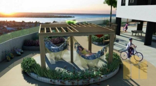Apartamento com 3 dormitórios à venda, 101 m² por r$ 610.000 - farol - maceió/al - Foto 14