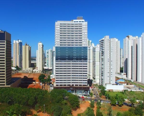 Apartamento à venda com 1 dormitórios em Jardim goiás, Goiânia cod:bm772 - Foto 13