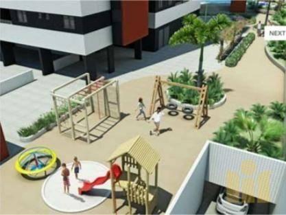 Apartamento com 3 dormitórios à venda, 101 m² por r$ 610.000 - farol - maceió/al - Foto 3
