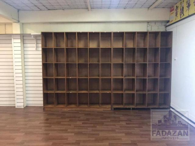 Loja para alugar, 74 m² por r$ 2.850,00/mês - pinheirinho - curitiba/pr - Foto 6