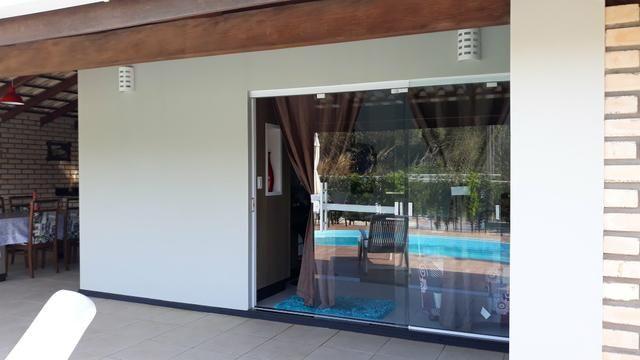 Casa Temporada com Piscina Praia do Ervino SC - Foto 5