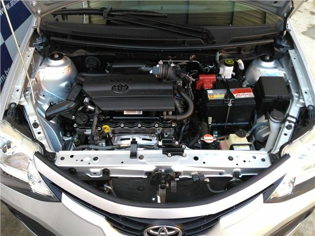 Toyota Etios 1.5 x sedan 16v flex 4p automático - Foto 5