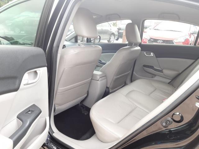 HONDA CIVIC 2014/2015 2.0 LXR 16V FLEX 4P AUTOMÁTICO - Foto 13