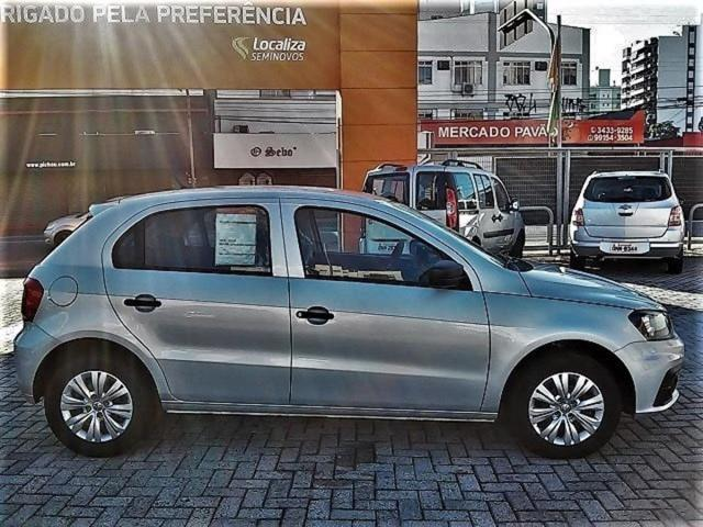 VOLKSWAGEN GOL 2018/2019 1.6 MSI TOTALFLEX 4P MANUAL - Foto 6