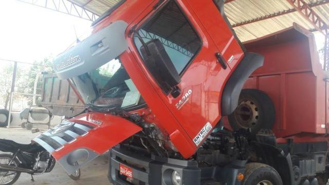 Caminhão basculante 2013 - Foto 6