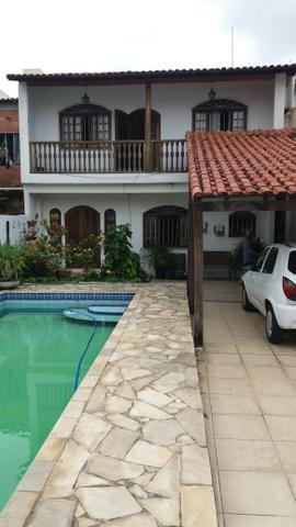 Linda casa com 3 quartos e amplo quintal com piscina em Guadalupe - Foto 2