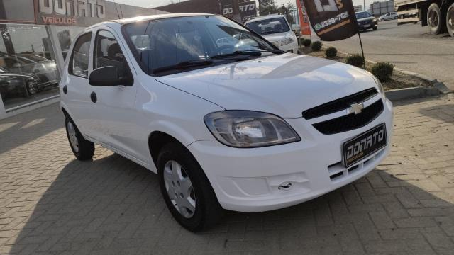 CHEVROLET CELTA 2012/2013 1.0 MPFI LS 8V FLEX 4P MANUAL - Foto 2