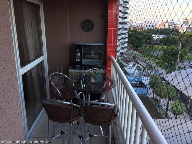 (Cod.:084 - Damas) - Mobiliado - Vendo Apartamento com 74m², 3 Quartos - Foto 19