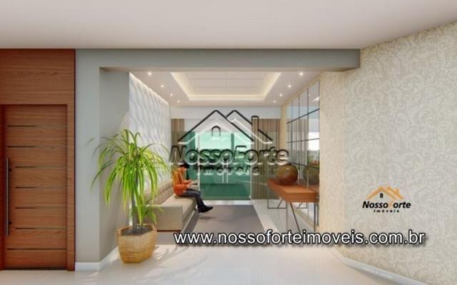 Apartamento na Vila Atlântica em Mongaguá - Foto 4