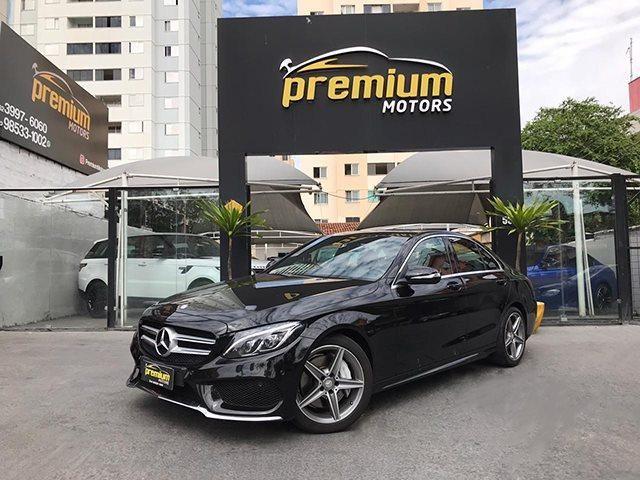 Mercedes C250 Sport 2014/15 2.0 turbo 211cv Gasolina
