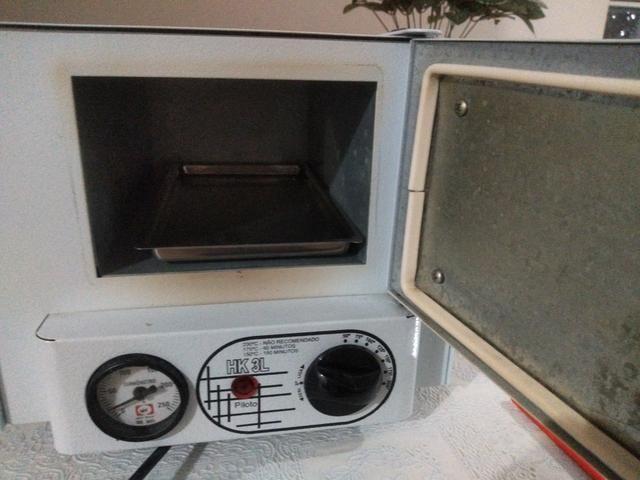 Vendo estufa esterilizador - Foto 2