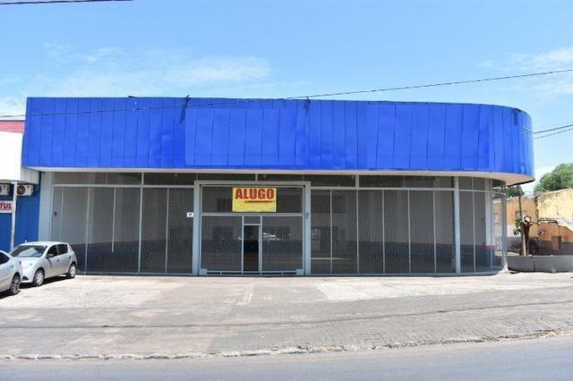 Alugo Salão Comercial Poção