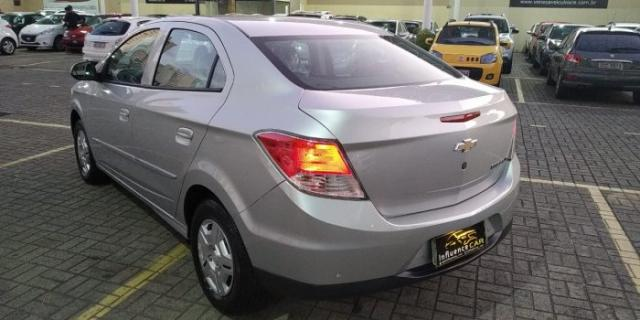 Chevrolet prisma 2014 1.0 mpfi lt 8v flex 4p manual - Foto 5