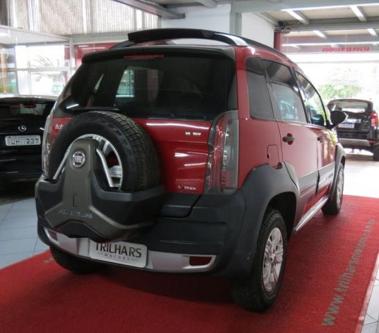 FIAT IDEA 2011/2012 1.8 MPI ADVENTURE 16V FLEX 4P MANUAL - Foto 5