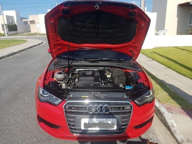 Audi A3 Sedan 2016 - aceito troca - Foto 8