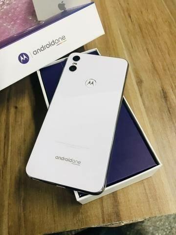 Smartphone Motorola One Branco 4/64GB - Foto 3