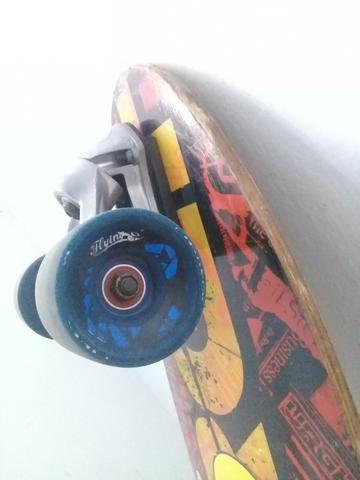 Skate simulador de surf - Foto 2
