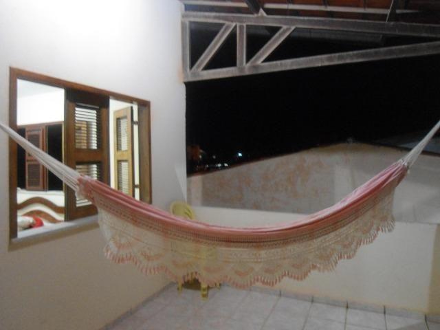 Praia do Presidio- Casa com 3 Suítes, Piscina e deck com churrasqueira Diária de R$ 400,00 - Foto 4