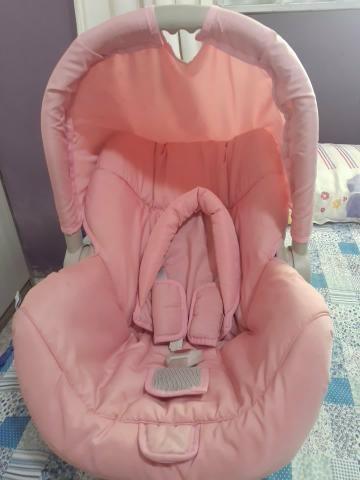 Bebê conforto Piccolino Galzerano Rosa - Foto 2