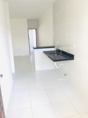 Doc. Grátis com 2 quartos 2 banheiros fino acabamento pertinho de messejana - Foto 13