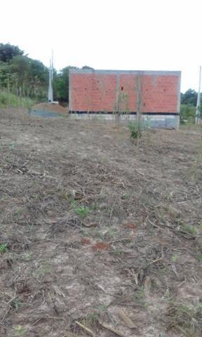 Chacara com casa para terminar no jardim cananeia para vender rapido - Foto 6