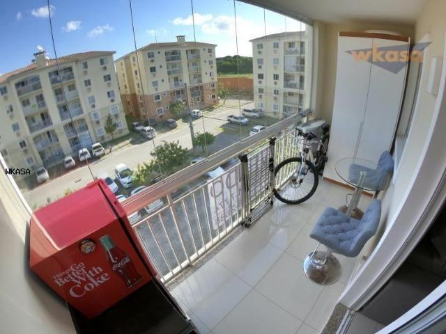 Apartamento 3 Quartos sendo 1 suíte, sol da manha - WK526 - Foto 2