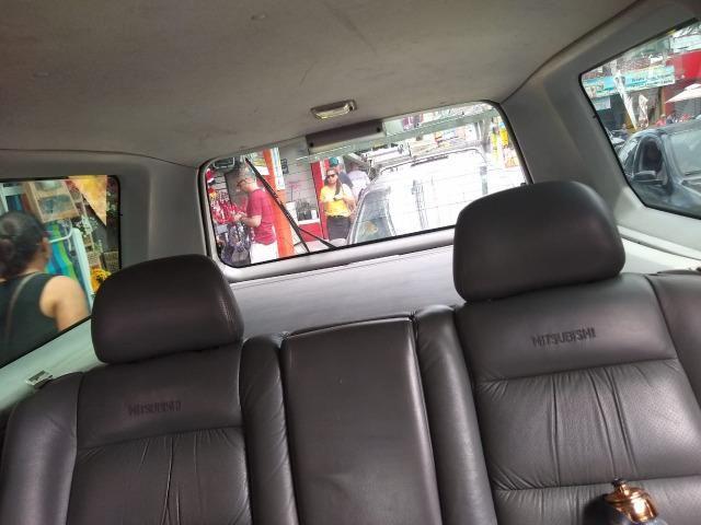 VENDO/TROCO SUV Mitsubishi Pajero Sport SE 2.8 td (diesel) AUT 4x4 2002/2003 - Foto 5