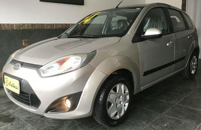 Ford Fiesta Com Gnv Muito Novo - Foto 3
