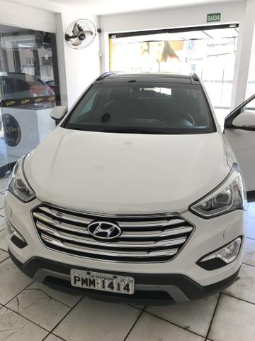 Hyundai Grand Santa Fe 7 lugares OPORTUNIDADE