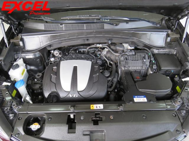 HYUNDAI SANTA FE 3.3 MPFI 4V4 7 LUGARES V6 270 CV GASOLINA 4P 2014 - Foto 20