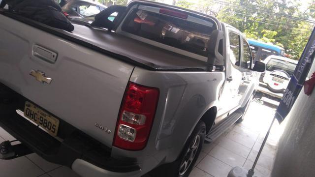 S10 muito nova 2013 pra vender logo!!!com kit gás - Foto 5