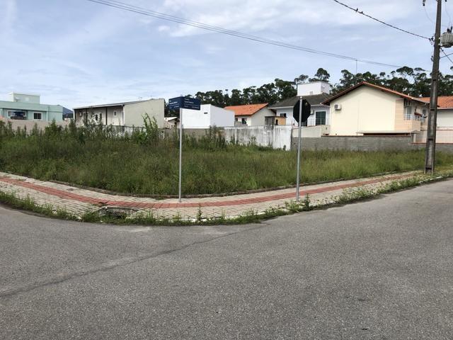 Terreno de Esquina em Palhoça - PORTAL DO SUL -Aririú -Palhoça - SC, cidade que + cresce - Foto 3