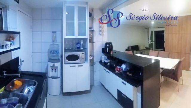 Apartamento no Meireles com 3 quartos e vista mar área de lazer! - Foto 10