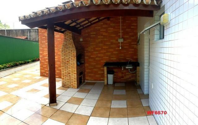 AP0967 Torre Espanha, apartamento na Aldeota, 3 suítes, móveis projetados, 2 vagas - Foto 15
