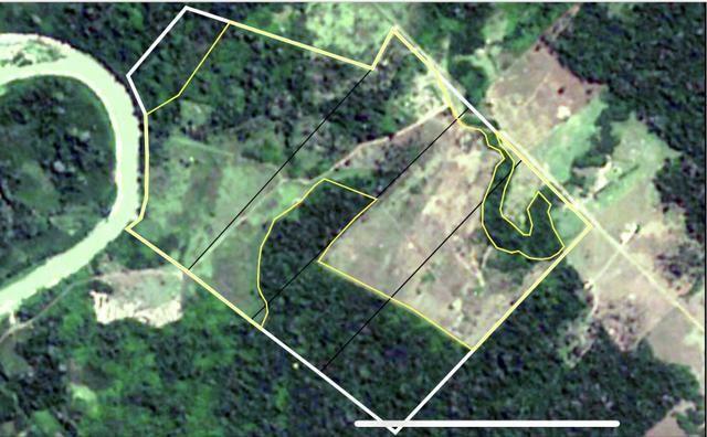 Fazenda Medindo 257,00 ha (Documentada)