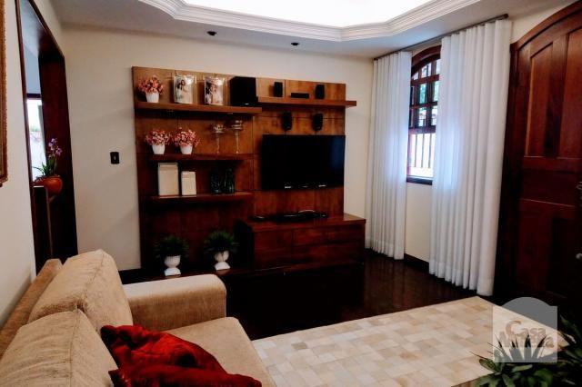 Casa à venda com 4 dormitórios em Alto caiçaras, Belo horizonte cod:245184 - Foto 3