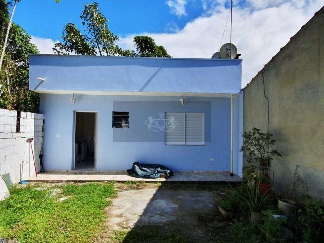 Casa à venda com 1 dormitórios em Jardim das gaivotas, Caraguatatuba cod:241 - Foto 5