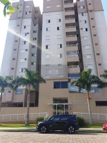 Apartamento à venda com 3 dormitórios em Indaiá, Caraguatatuba cod:228 - Foto 2