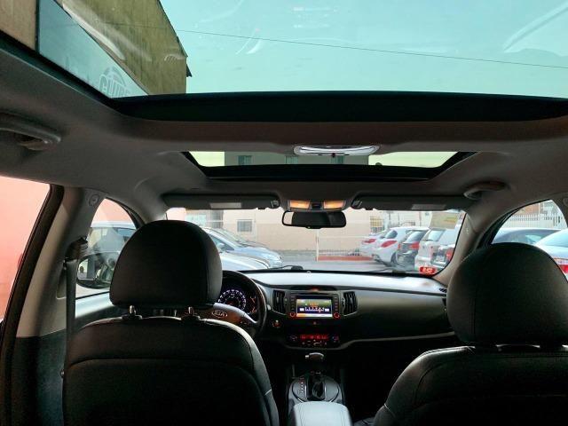 Kia Motors Sportage EX2 4P * Top de Linha * Teto Solar* - Carro muito Novo!!!!!! - 2014
