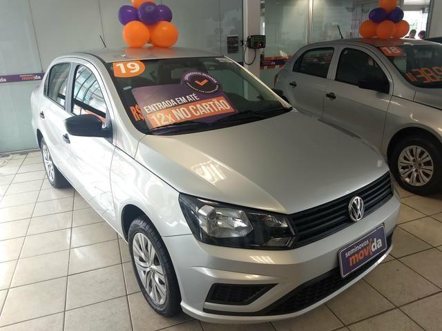 Volkswagen Voyage 1.6 MSI 2019 - Foto 2