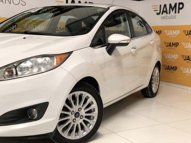 Ford New Fiesta Sed. Titanium 1.6 Powershift Automático 2014 - Foto 2
