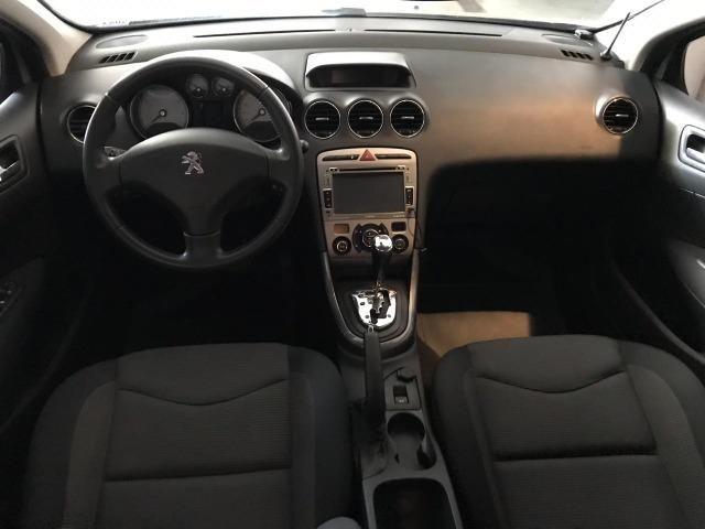 Peugeot 308 allure 2.0 flex automático 4 portas - Foto 12